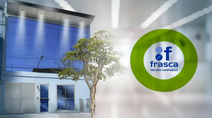 Frente y Logo Frasca